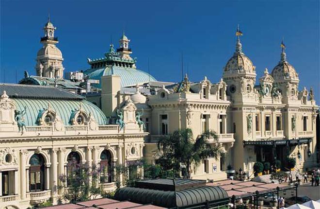 El Casino de Monte Carlo abrir