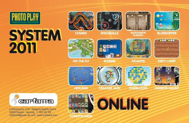 Carfama lanza System 2011, la