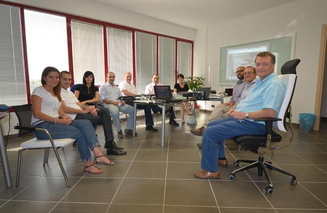Quixant celebró su reunión anual de ventas
