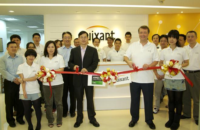 Quixant amplía sus instalaciones en Taiwán