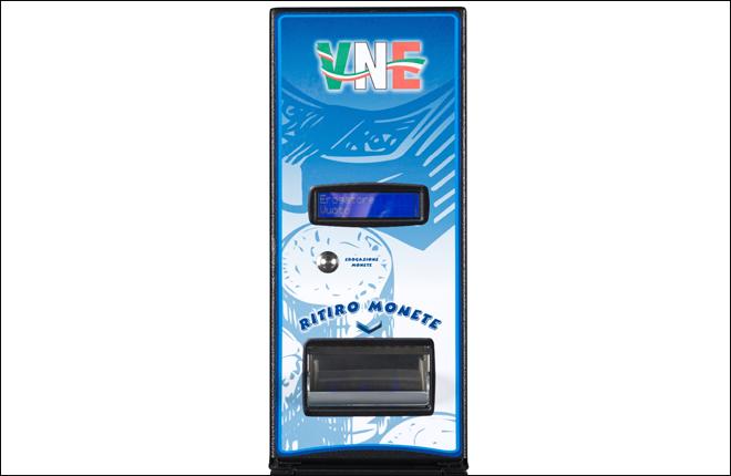 VNE propone nuevas máquinas de cambio para el mercado VLT italiano