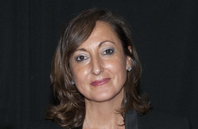 María José Gallardo ascendida a vicepresidenta de R.Franco
