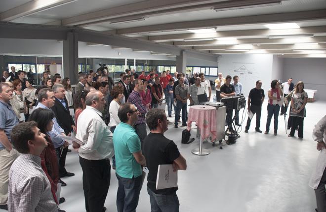 Urkotronik inaugura nuevas instalaciones