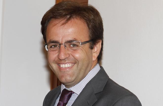 José Miguel Escrig es nombrado director financiero del Grupo Acrismatic
