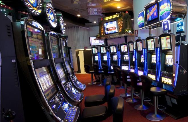 Salinas de casino