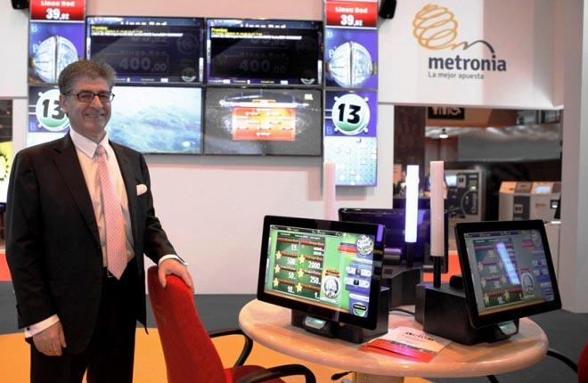Acuerdo entre Metronia y el Grupo Rotonda para operar el Bingo Electrónico