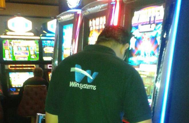 jefe de sala casino monterrey