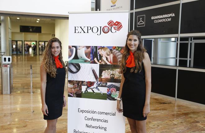 Más expositores para EXPOJOC 2015