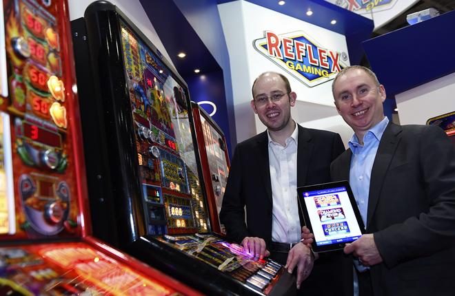 Reflex Gaming, una de las empresas de mayor crecimiento tecnológico del Reino Unido