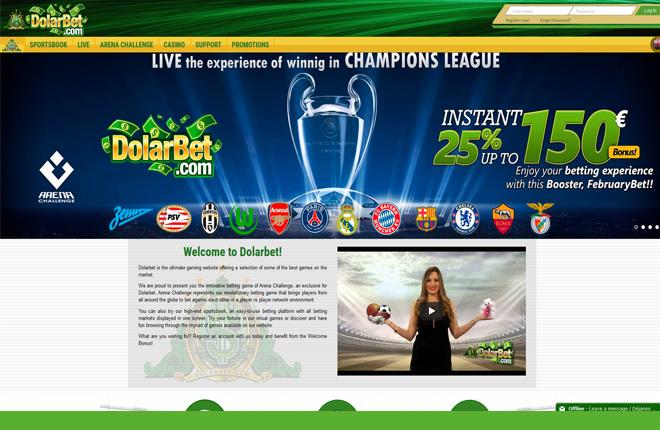 Alianza entre DolarBet.com e Income Access