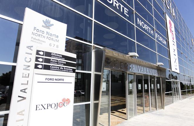 38 expositores participarán en EXPOJOC 2016