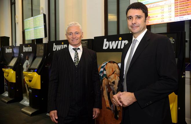 Bwin presenta su modelo de negocio para Andalucía y la terminal SSTBs Nevada