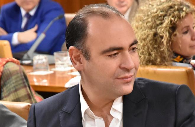 Alexander Albor, nuevo tesorero de ASEJU
