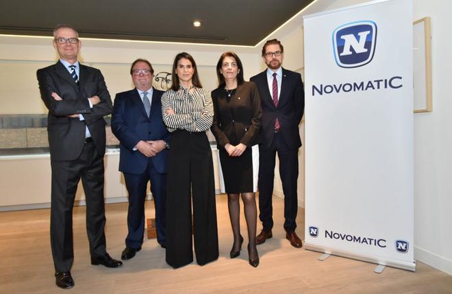 Novomatic se incorpora a CEJUEGO