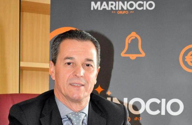 Cristóbal García, del Grupo Marinocio, protagonista en los medios murcianos