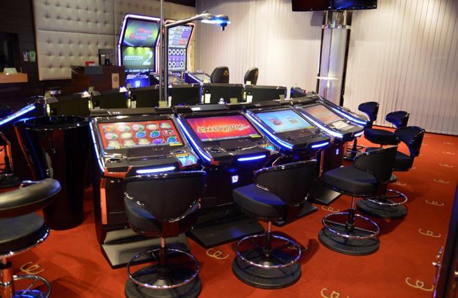 Electra Rioja Gran Casino equipa su sala con las últimas novedades de Novomatic