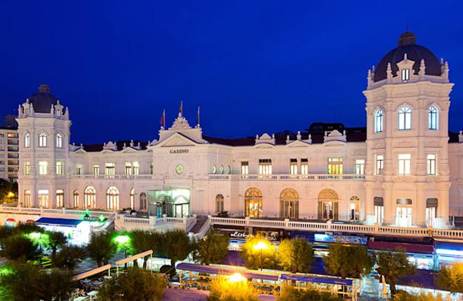 El Gran Casino del Sardinero se iluminará de verde