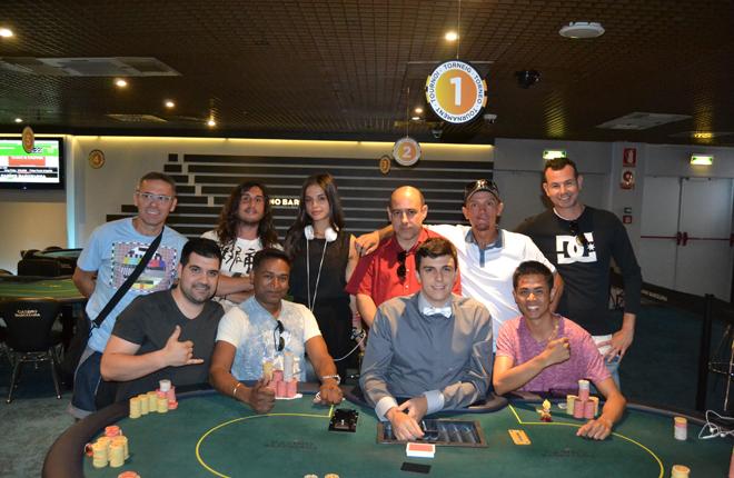 Arrancan las Flip Flop Series de Casino Barcelona