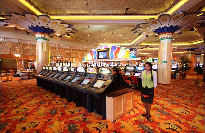 Los casinos chilenos registran unos ingresos brutos de $ 38.663 millones