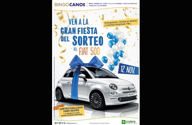 El Bingo Canoe premia a sus socios de <em>El Club</em><br />