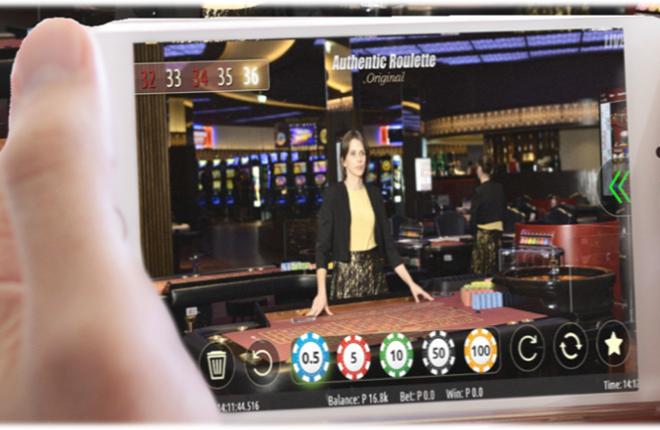 Nuevo formato de casino en vivo<br />