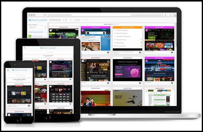 Rightlander lanza una nueva plataforma de afiliaci&oacute;n<br />