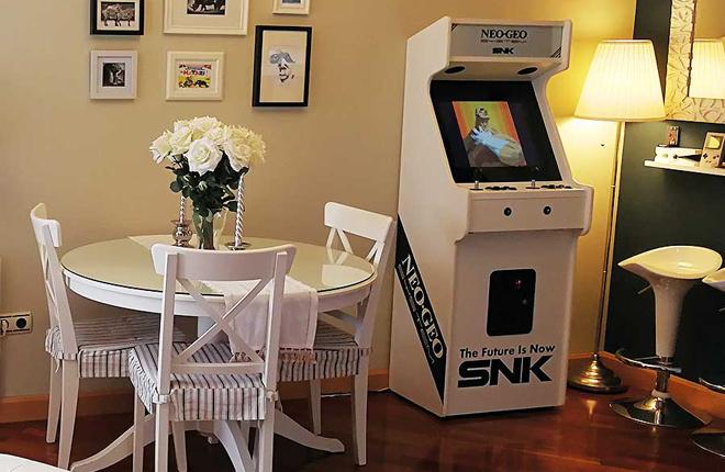 Factory Arcade: recuperando la &eacute;poca dorada de los recreativos<br />