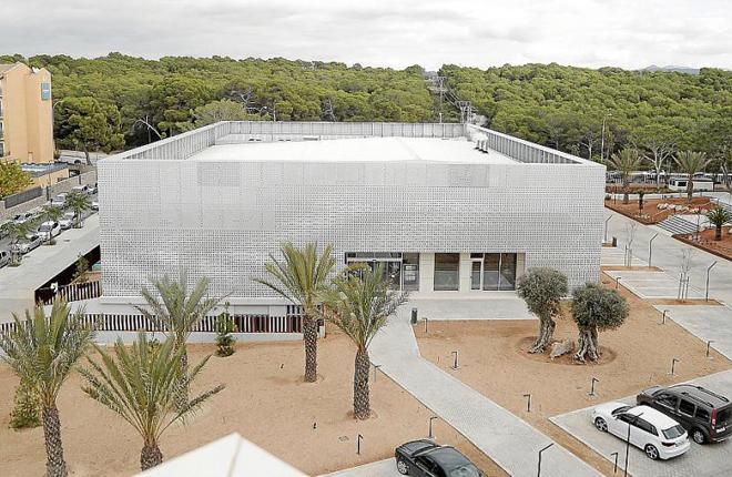 La Playa de Palma tendr&aacute; una sucursal del Casino de Mallorca antes del verano<br />