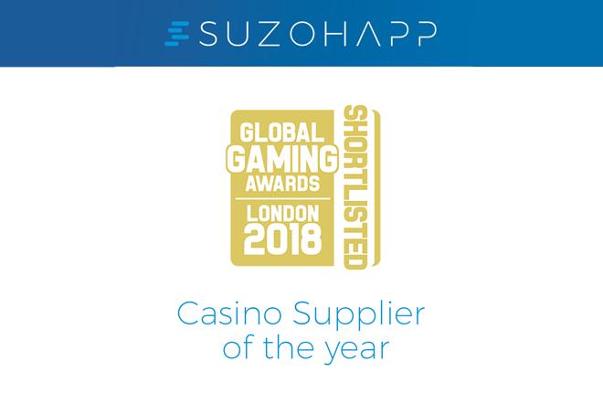 SuzoHapp, seleccionado como proveedor de casino del a&ntilde;o<br />