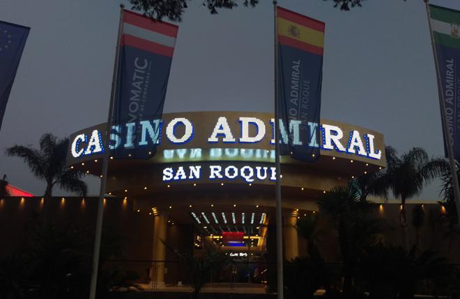Casino Admiral San Roque y el Ayuntamiento programa actividades conjuntas para 2018<br />