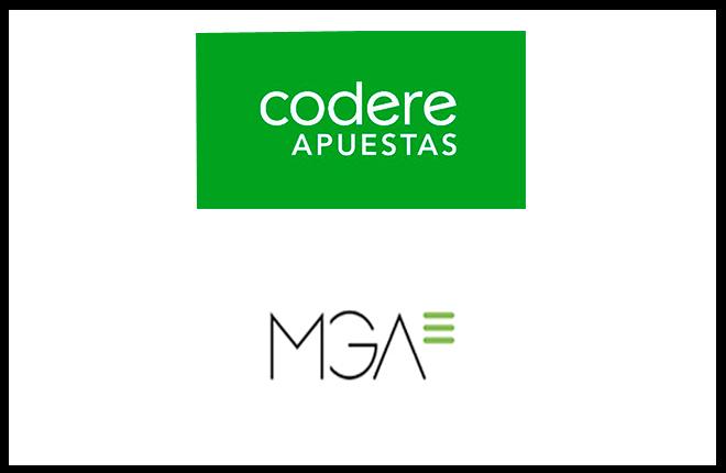 Codere elige a MGA Games como proveedor de juegos de slots online<br />