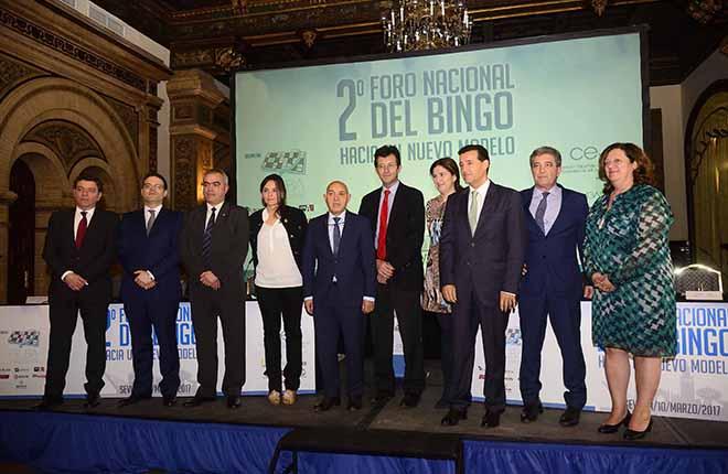 El Foro Nacional del Bingo ser&aacute; itinerante y se celebrar&aacute; el 10 de abril<br />