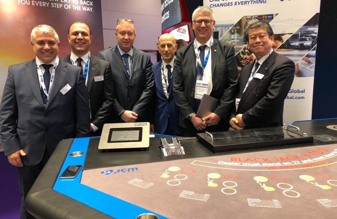 Appolonia distribuirá la solución TBX de JCM Global en los casinos de Francia