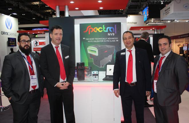 ITL brilla con el NV9 Spectral y prepara el lanzamiento de Live Collect en España