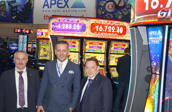 Apex apuesta por las Jackpot Island para los casinos de todo el mundo<br />