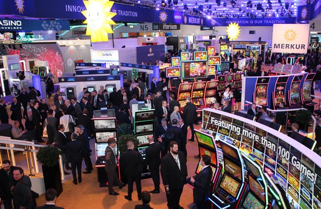 Merkur Gaming present&oacute; m&aacute;s de 100 juegos en ICE 2018<br />