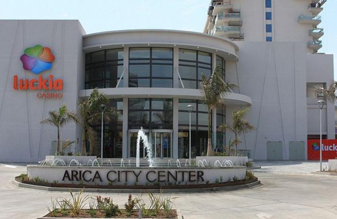 El nuevo casino de Luckia ingresa su primer mill&oacute;n<br />