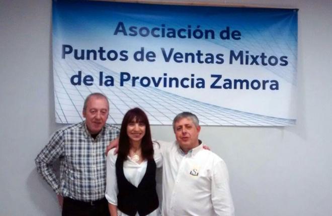 La Asociaci&oacute;n de Puntos de Ventas Mixtos teme que la SELAE suprima la delegaci&oacute;n comercial de Zamora<br />