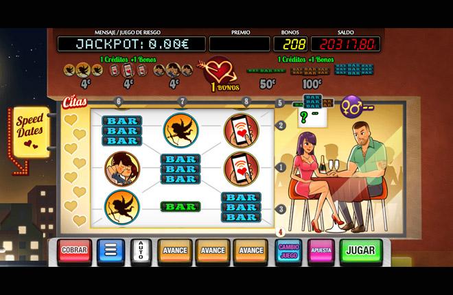 Goldenpark.es estrena el juego de slots Citas <br /> <br />