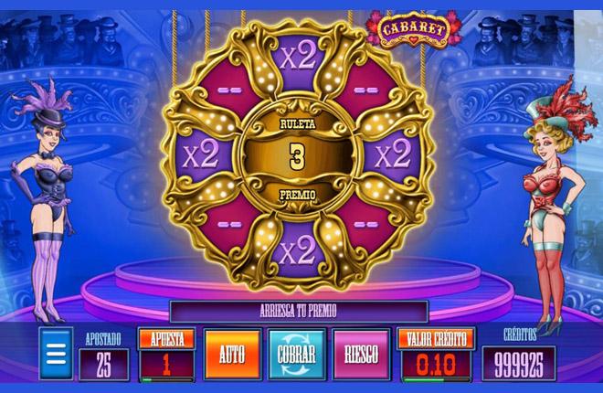 Cabaret, la slot de casino m&aacute;s atrevida de MGA<br />
