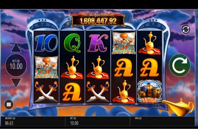 El progresivo Jackpot King, de Blueprint Gaming, hace millonario a un jugador noruego<br />