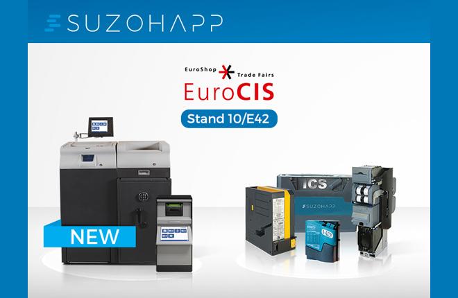 SuzoHapp presenta la pr&oacute;xima generaci&oacute;n tecnol&oacute;gica en gesti&oacute;n de efectivo<br />