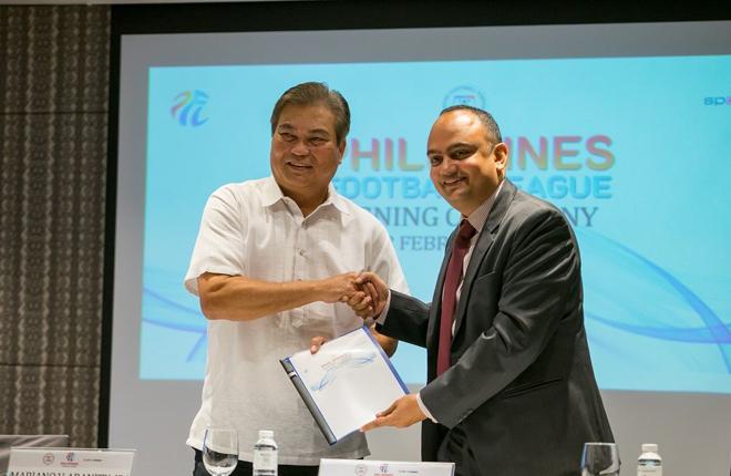 La Liga de F&uacute;tbol de Filipinas alcanza un acuerdo con Sportradar<br />