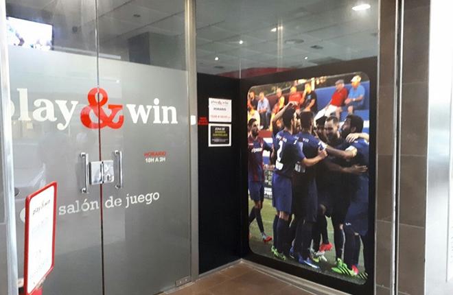 Plan de expansi&oacute;n de los salones Play&amp;Win en la Comunidad Valenciana<br />
