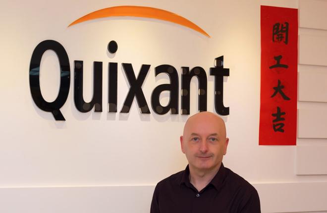 Chris Caress se incorpora a Quixant Taiw&aacute;n<br />