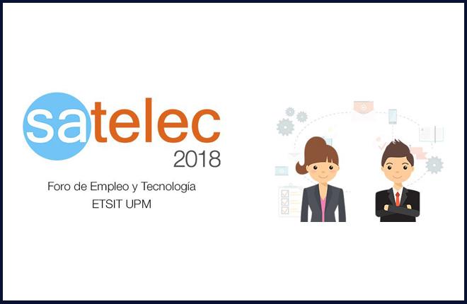 Grupo R. Franco participar&aacute; en Satelec 2018, la feria de empleo y tecnolog&iacute;a referente en la Comunidad de Madrid<br />
