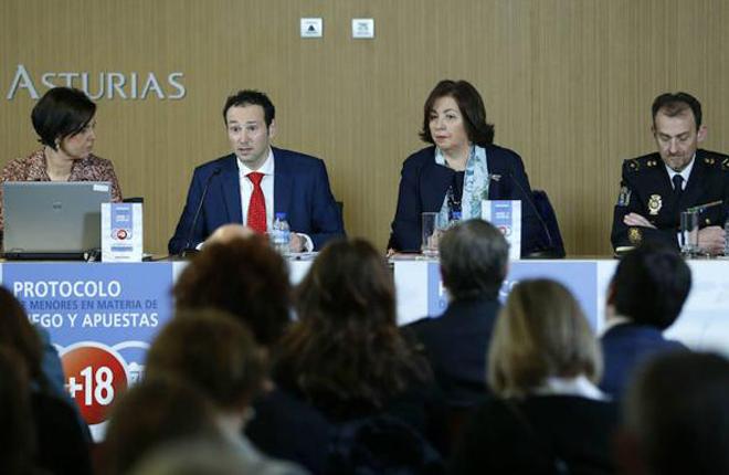 Asturias elabora el primer protocolo auton&oacute;mico para evitar el acceso de los menores al juego <br />