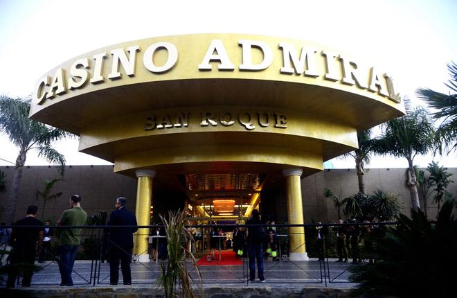 CCOO gana las elecciones en Casino Admiral San Roque <br />