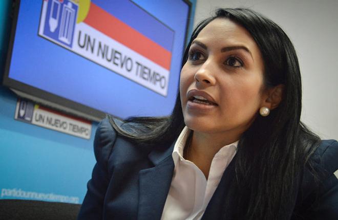 El Parlamento venezolano denuncia el uso de material electoral para juegos de azar<br />