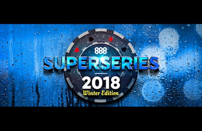 Las 888 SuperSeries reparten 535.000 euros en premios<br />